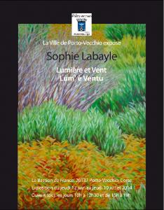 Sophie Labayle Artist Corsica