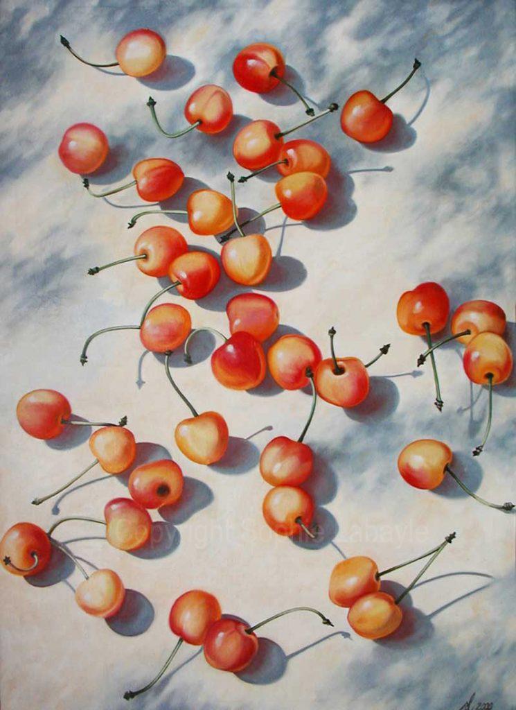 Sophie Labayle Cerises / Cherries