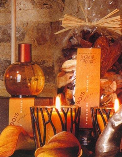 Sophie Labayle Parfum de Maison Bois Précieux