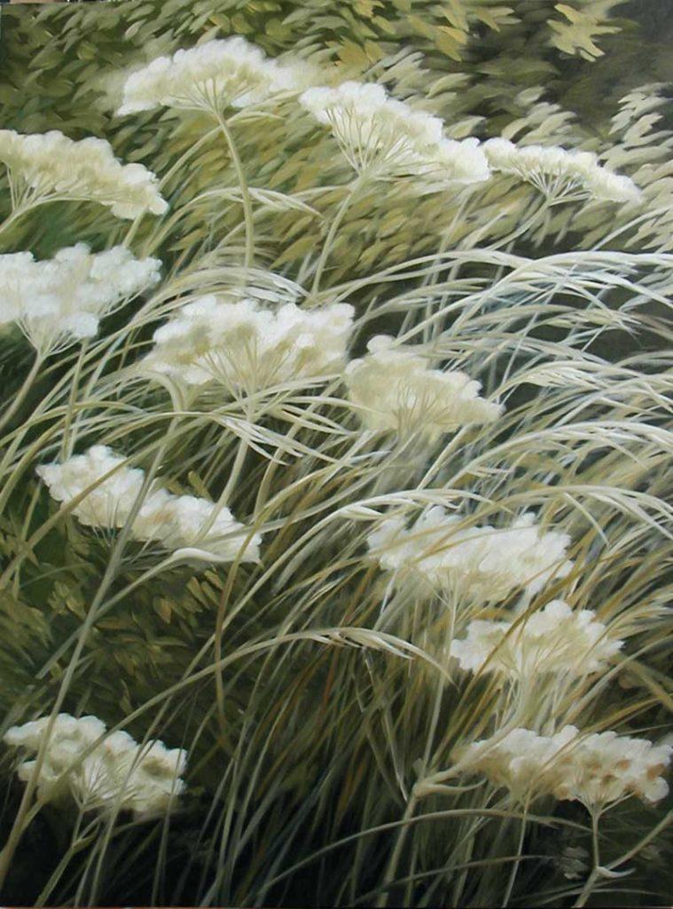 Sophie Labayle Carottes sauvages / Wild herbs