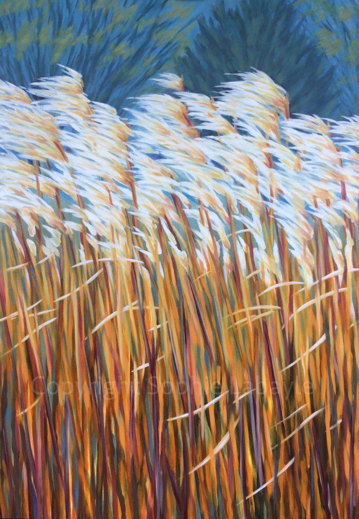 Artist Painting Nature Sophie Labayle Art
