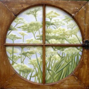 Sophie Labayle Herbs from the window