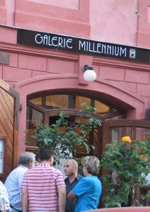 Sophie Labayle Artist Millenium Gallery Prague