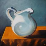 Sophie Labayle Pot blanc rond / white milk jug