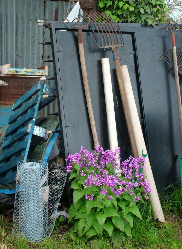 Jardins ouvriers familiaux Photo Sophie Labayle Creations