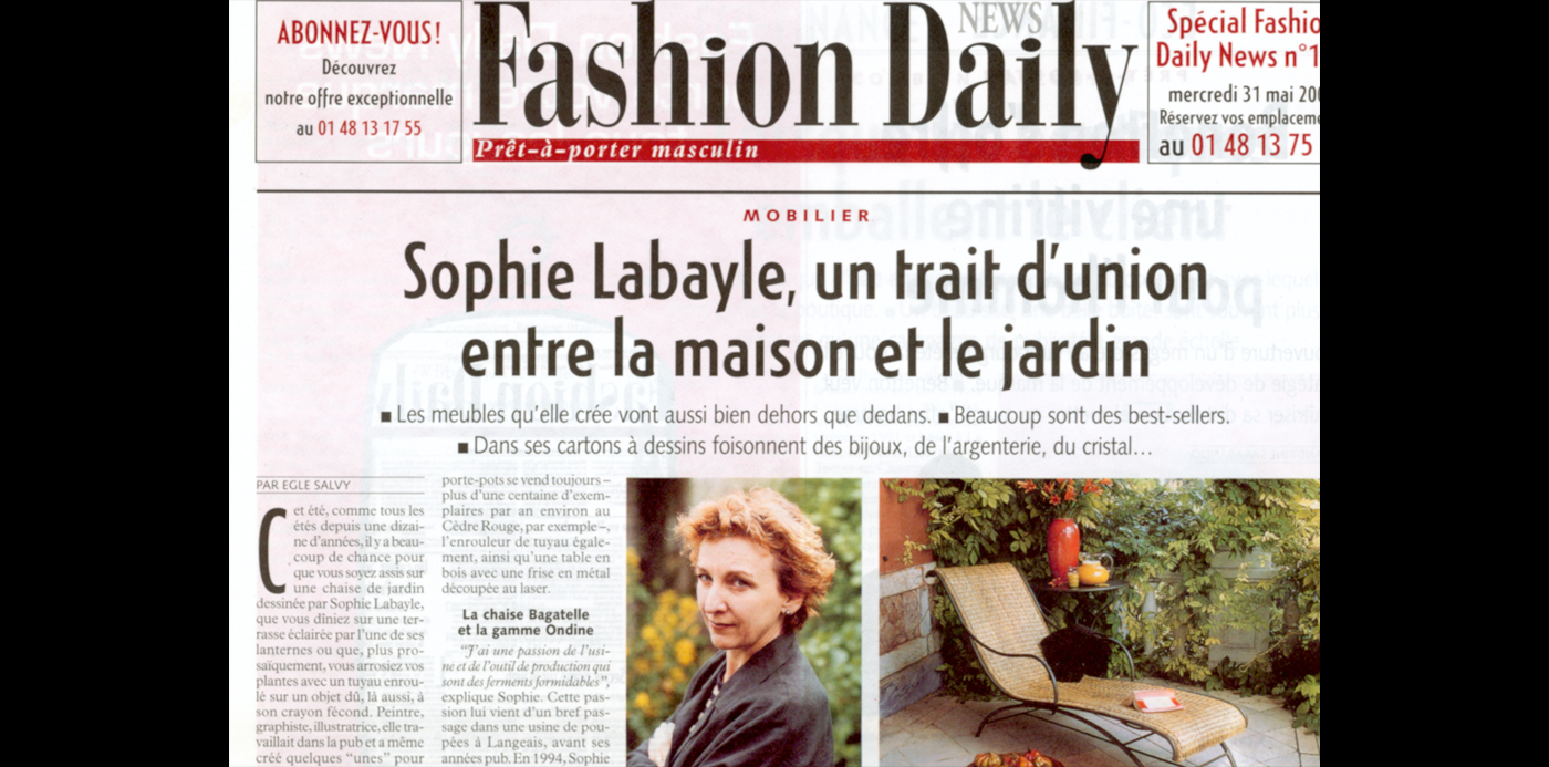 Sophie Labayle fashion-daily-news