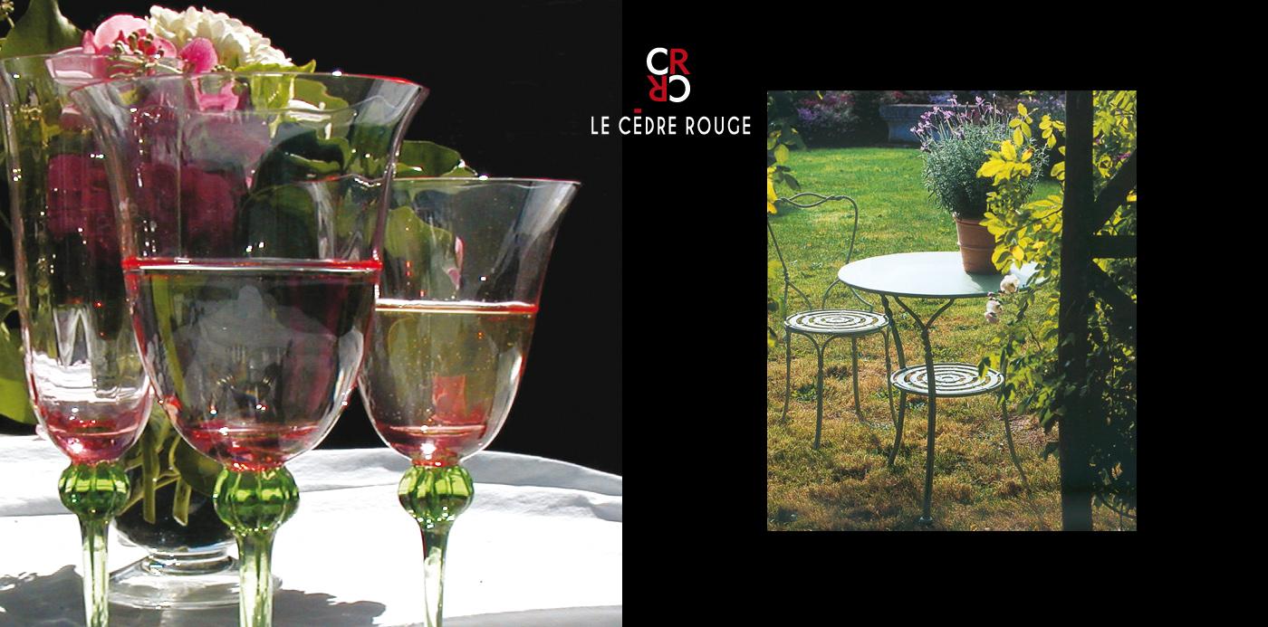 sophie labayle design artist le cedre rouge