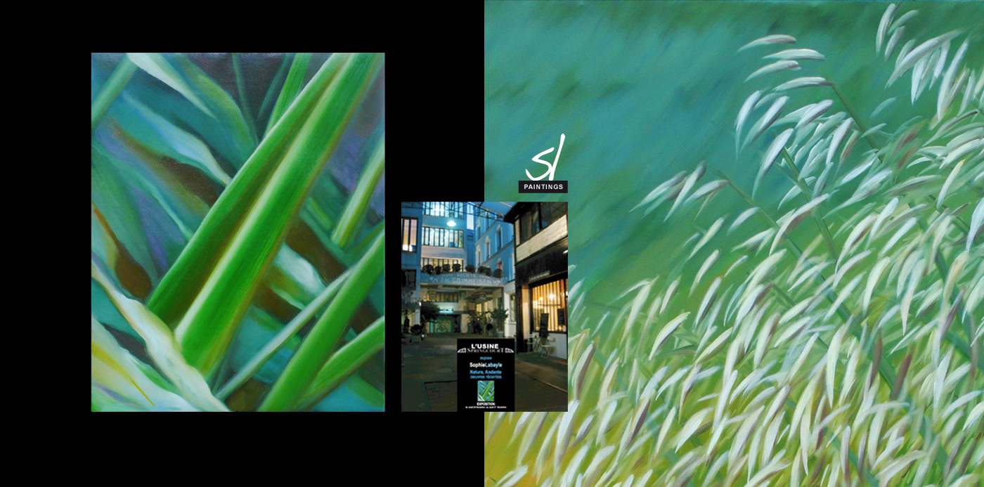 Sophie Labayle Art Paintings Design