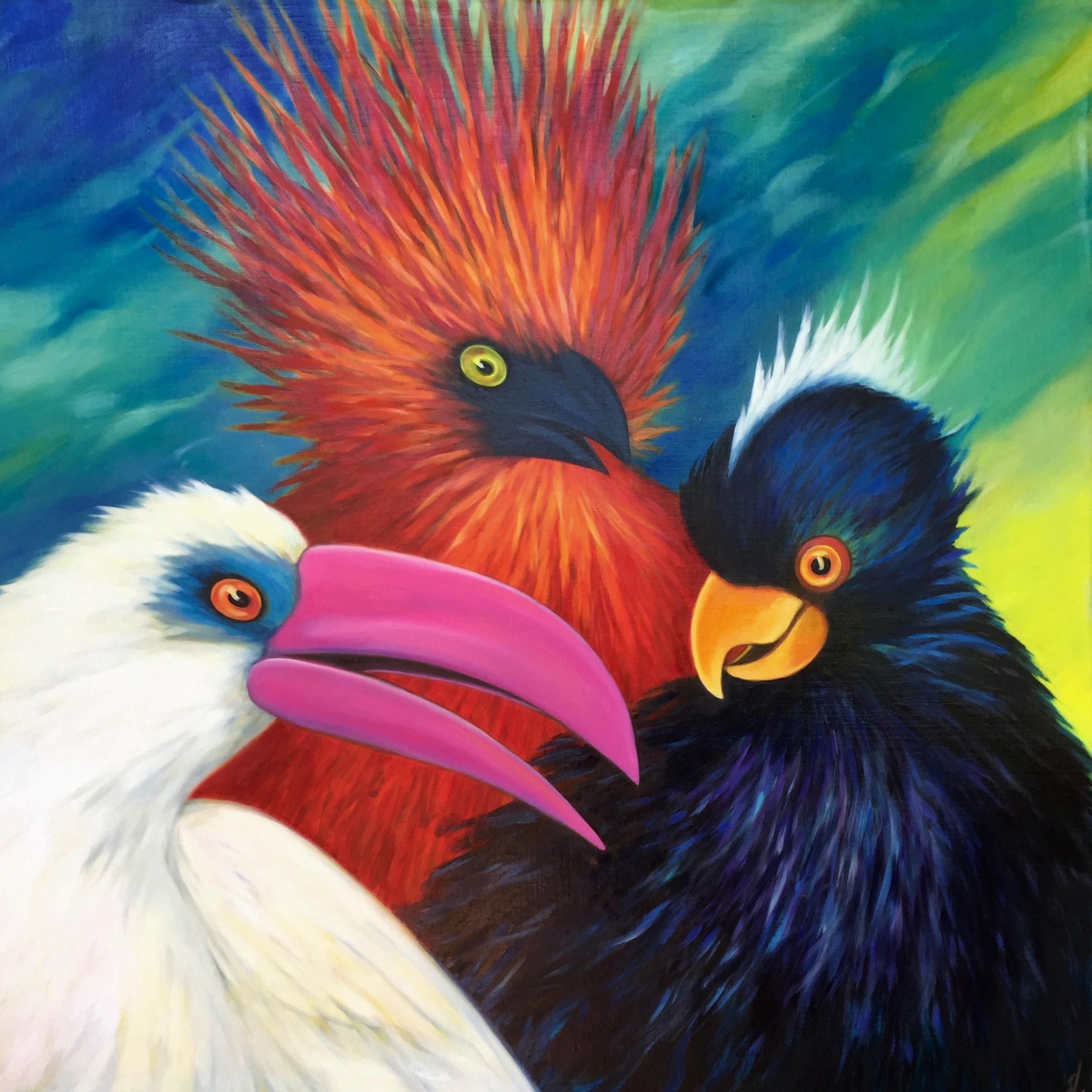 Punk Birds 03