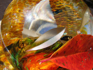 Autumn Sophie Labayle Glass Nature Artist