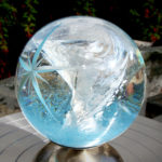 Winter Sophie Labayle Glass Sphere