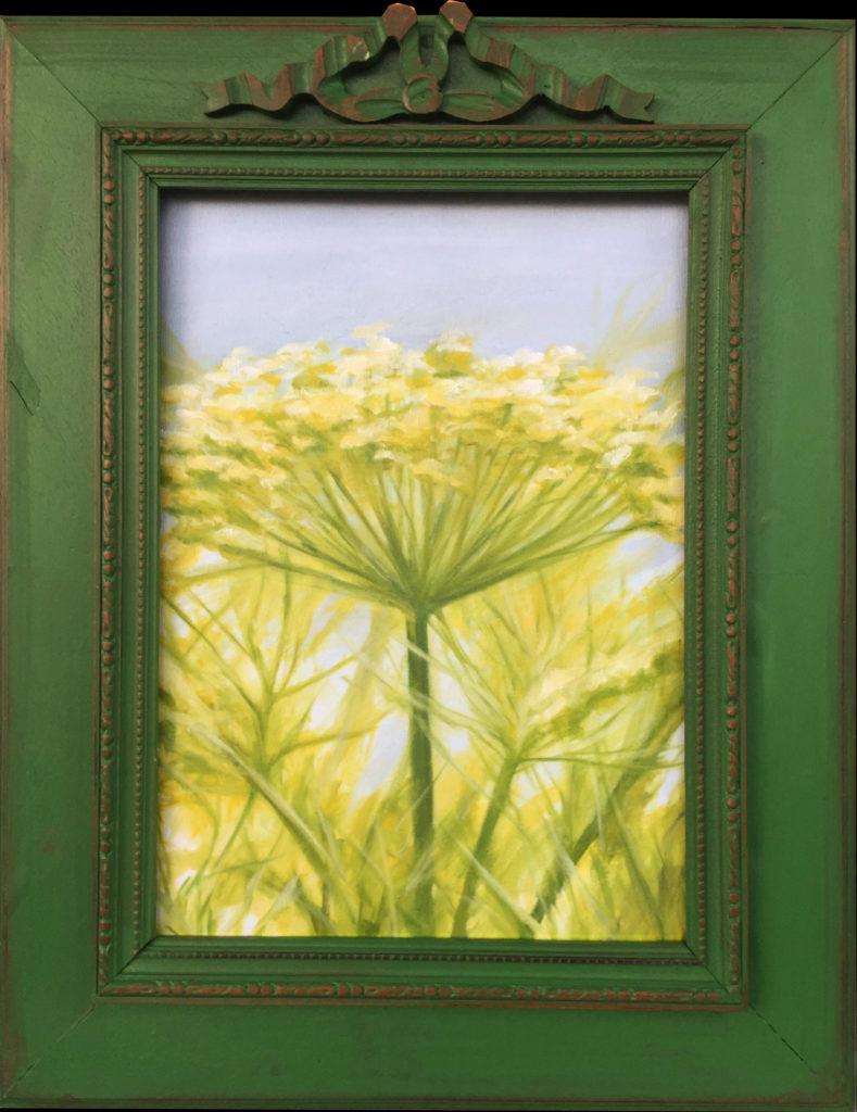 Wild Garden sophie labayle art nature paintings
